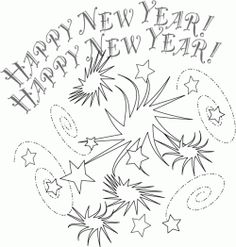 January 1 New Year coloring pages and Chinese New Year coloring pages offer plenty of arts and crafts fun for children and adults who enjoy drawing...