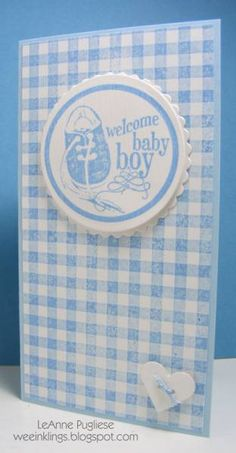 ..welcome baby boy