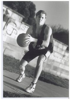 Playing hoops