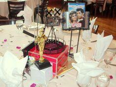 Hollywood Movie Wedding Centerpiece