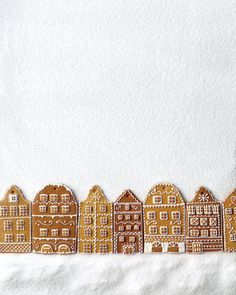 Honey-Gingerbread Cookies