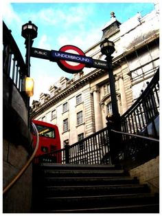 London Underground- it can be aggravating, but it works!
