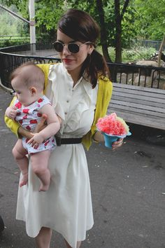 Trendy mama. Awesome.