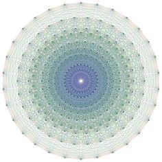 mathematic mandala