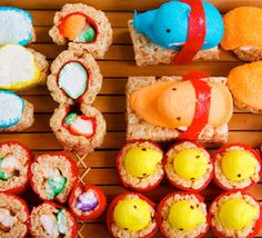Peep Sushi - Not sure I posses the neccessary skills to do this, but I want someone to try!!!