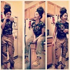 Sneakers~Girl Got Swag!!!