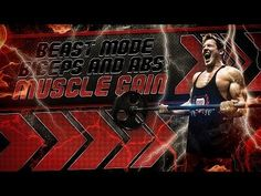 BEASTMODE BICEPS & ABS! (Muscle & Strength Gain)