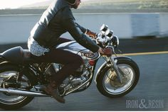 ride, boot, motorcycl, triton, leather jackets, iron, british motorbikes, man style, cafe racers