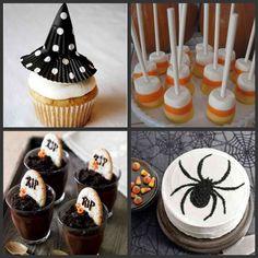Halloween Treats! Ideas...ideas...