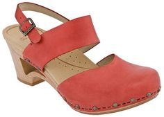 Just bought these for spring/summer.  Much cuter in person and soooo comfy.  I love the tangerine color :)