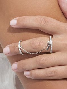 Bound by Bands Ring