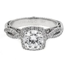 Verragio Venetian Engagement Ring