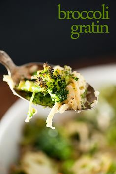 Cheesy Broccoli Cass