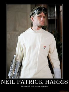 Neil Patrick Harris really is just beyond awesome.