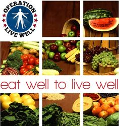 """We've launched our first cookbook! Download """"Eat Well to Live Well"""" TODAY for affordable, healthy recipes for the whole family."""