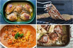 5 Delicious Weeknight Meals I am loving lately from other Bloggers on @VeryCulinary