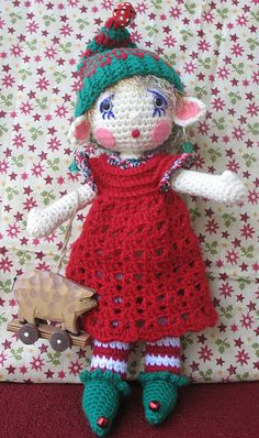 Candy - A Lily Doll