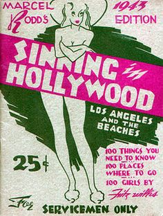 Sinning in Hollywood '43 (Part 1)