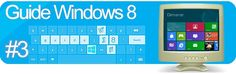 Guide de Windows 8 #3: les commandes tactiles pour contrôler Windows 8