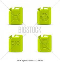 Botella Gasolina