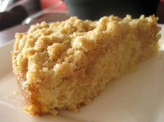 Gamma's Apple Coffee Cake