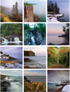 Minnesota Calendar The North Shore