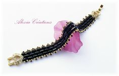 Bracelet Rulla Beads - Alexia Créations....Génération Perles