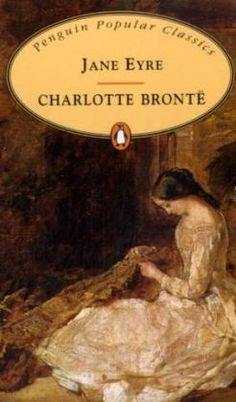 Jane Eyre by Charlotte Brontë. One of my favourite books of all time.