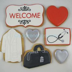 Great cookies for a doctor