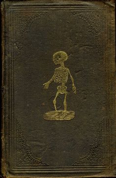 Cover of Henry H. Smith's Anatomical Atlas of the Human Body, 1859