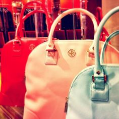 Pretty Tory Burch bags for Spring