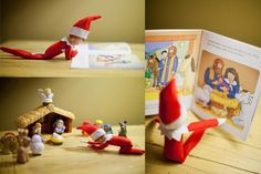 Elf finds out the true meaning of Christmas