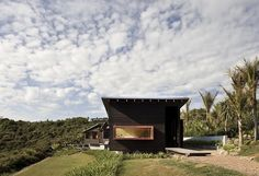 Owhanake Bay house by Strachan Group Architects in THISISPAPER MAGAZINE