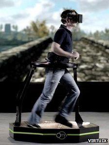 Omni virtual reality game controller secures Kickstarter cash