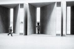 Donald Judd, untitled, in kroller-muller in 1980 donald judd