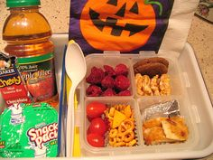 A bunch of lunch box ideas!