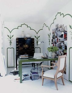 Styles & Decor » 70 Gorgeous Home Office Design Inspirations