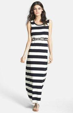 Weekend staple | Jersey Maxi Dress