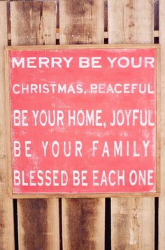 Merry Be Your Christmas