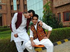 Traditional Afghan Clothing