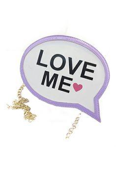 do you love me ? www.romwe.com #romwe#fashion#bag