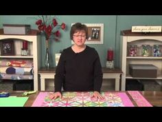 How to Make a Quilt Border: Cutting and Measuring   National Quilter's Circle - YouTube
