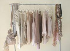 Neutrals & Light Pinks