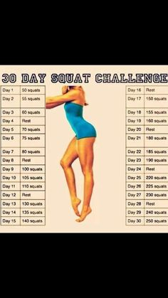 squar, fit, bodi, challenges, squat challenge, squats, exercis, challenge accepted, curves