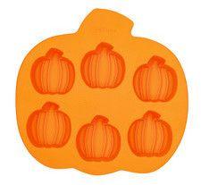 Mini Pumpkins silicone mold by Wilton