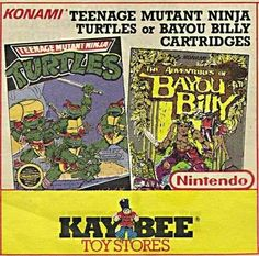 Kay-Bee Toys ad for NES