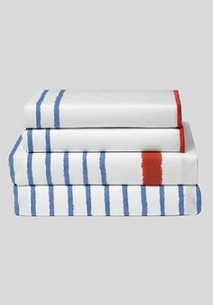 Mariners Cove Sheet Set, $49 on sale, Tommy Hilfiger