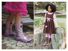 PLAE shoes and boots for kids: made with fun interchangeable tabs so kids can customize them