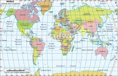 "capocci / Longitude and Latitude ""secret spot"" country report"