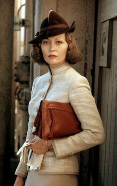 "Faye Dunaway in ""Chinatown"""